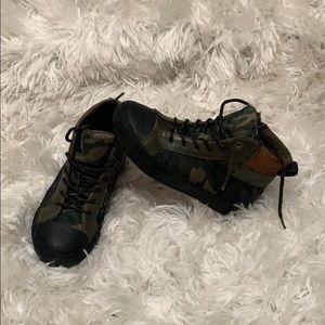 Zara Boys Camo Boots